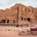 Petra's tombs