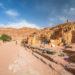 Petra's temples