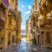 Valletta – najmniejsza stolica w Europie w weekend lub 3 dni