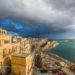 Valletta – hidden behind the huge walls