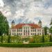 Pałac w Kozłówce – przedwojenna rezydencja  Zamoyskich