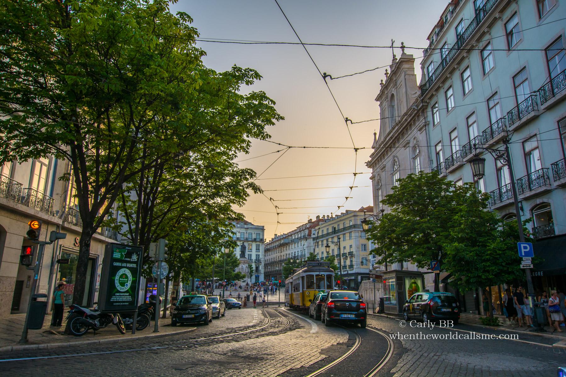 Lisbon_sunsetview