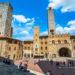 San Gimignano, średniowieczne wieże (aż 16) w sercu Toskanii